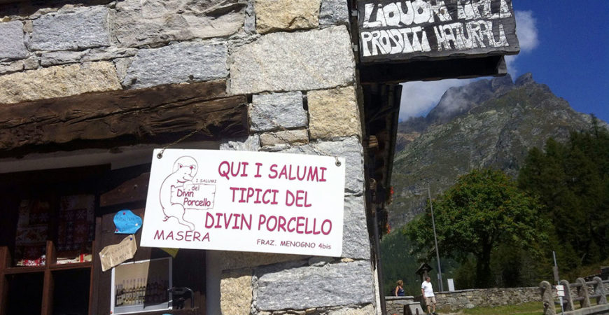 Alpe Devero, montagna, laghi e … yogurt ai mirtilli